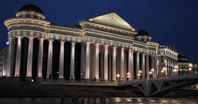 The magic of Skopje! Ghid de călătorie