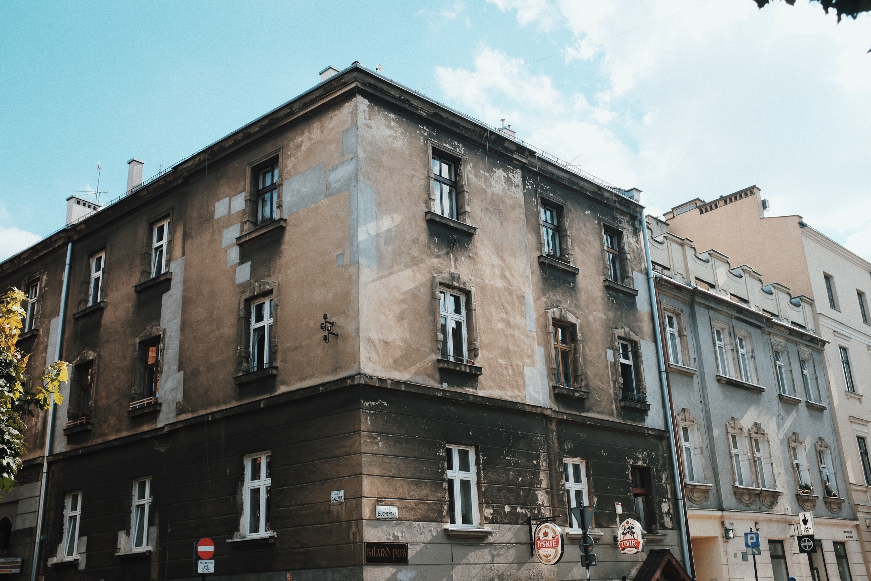 La pas prin Kazimierz, cartierul evreiesc din Cracovia