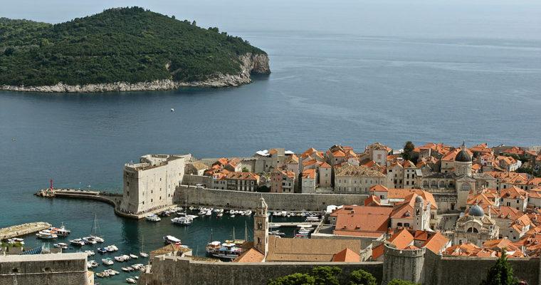 """Dubrovnik, """"Perla Mării Adriatice""""! Ghid de călătorie"""