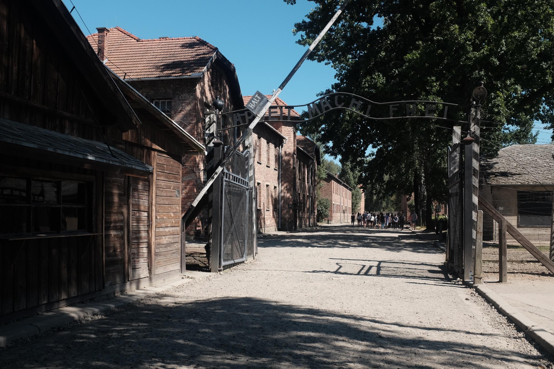 Am fost la Auschwitz