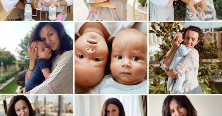 28 de ani, prima aniversare ca mamă