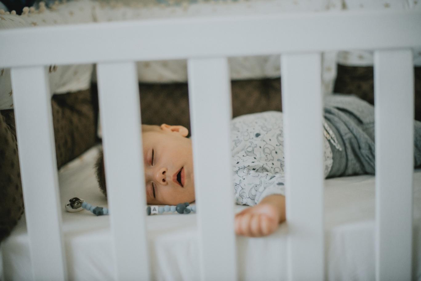 Somnul gemenilor mei la 9 luni