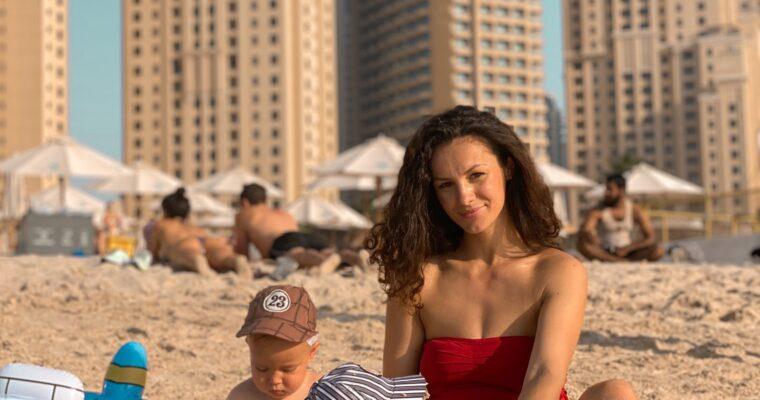 Vacanta noastra in Dubai – Tips and tricks pentru prima calatorie cu bebe